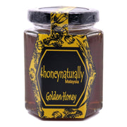 4HoneyNaturally Malaysia Farmed Bees Raw Golden Honey, 200g- Koyara