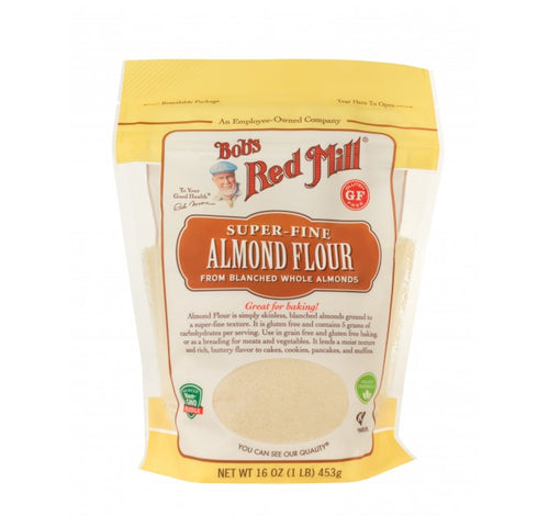 Bob's Red Mill, Almond Flour - Super Fine (453gm)