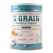 Biogreen Five Grain Oatmilk Energy, 850g