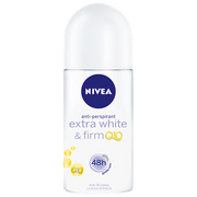 Nivea Roll-On Deodorant Extra White & Firm q10 (50 ML) - Koyara - Health Marketplace Malaysia