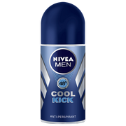 Nivea Roll-On Deodorant Cool Kick (50 ML) - Koyara - Health Marketplace Malaysia