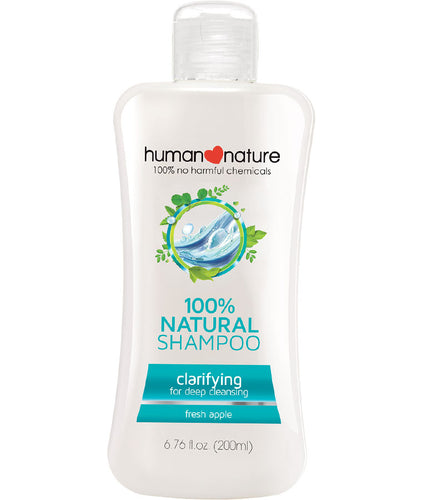 Human Nature 100 Natural Clarifying Shampoo- Koyara