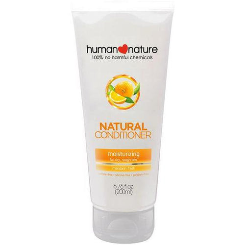 Human Nature Natural Moisturizing Conditioner - Mandarin Fresh