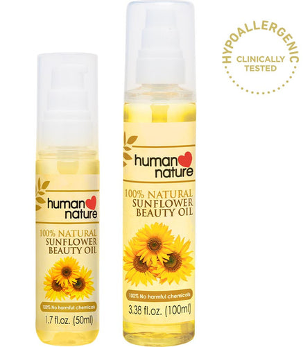 Human Nature Sunflower Beauty Oil- Koyara