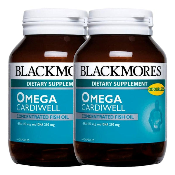 Blackmores, Omega Cardiwell (60s x 2)