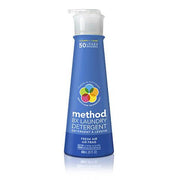 Method, 8x Concentrated Laundry Detergent - Fresh Air 50 loads 600ml- Koyara