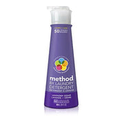 Method, 8x Concentrated Laundry Detergent - Lavender Ceder 50 loads 600ml- Koyara