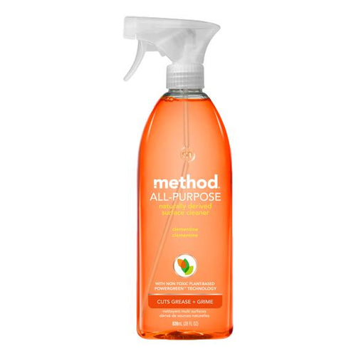 Method, All Purpose Cleaner Clementine 828ml - Koyara - Health Marketplace Malaysia