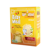 Love Earth, ORGANIC BABY MEAL ORIGINAL (6+3 Sachet 180G)