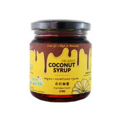 Love Earth, Organic Coconut Syrup 270g