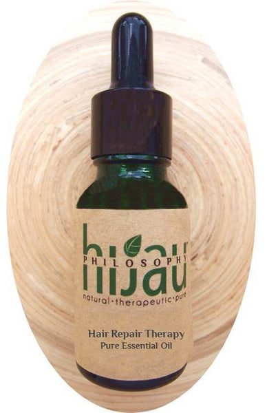 Hijau Philosophy Hair Repair Therapy Pure Essential Oil Blend - Koyara - Health Marketplace Malaysia