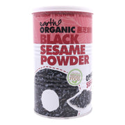 Earth Living Organic Black Sesame Powder, 500g