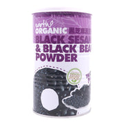 Earth Living Organic Black Sesame & Black Bean Powder, 500g - Koyara - Health Marketplace Malaysia