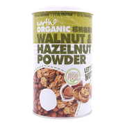 Earth Living Organic Walnut & Hazelnut Powder, 500g