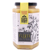 Earth Living 100% Unprocessed Flower Honey Spreadable Cream, 800g- Koyara