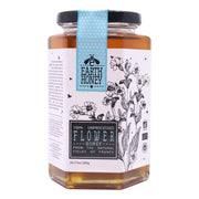 Earth Living 100% Unprocessed Flower Honey, 800g- Koyara
