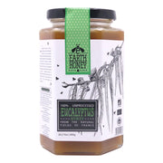 Earth Living 100% Unprocessed Eucalpytus Honey, 800g- Koyara