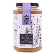 Earth Living 100% Unprocessed Rosemary Honey, 800g- Koyara