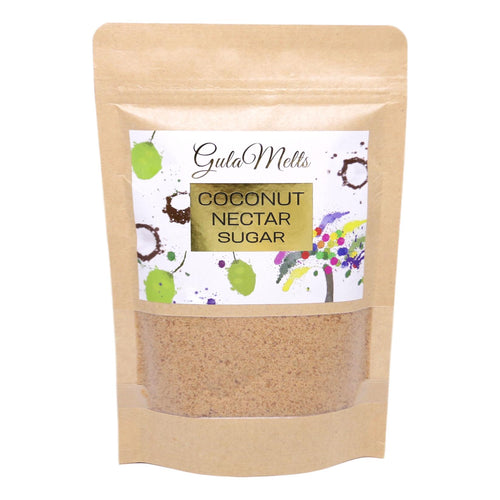 Gula Melts, Coconut Nectar Granulated (300g)(Pouch)- Koyara