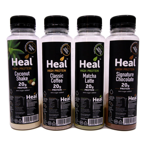 [CHOOSE 3] Heal, Ready-To-Drink Bottle Bundle (3 x 350ml)