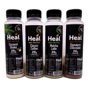 Heal Nutrition, Ready-To-Drink Bottle Bundle (4 x 350ml) - Koyara - Health Marketplace Malaysia