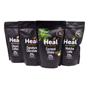 [CHOOSE 2] Heal Nutrition, High Protein Pack Of Two (2 x 450-540g) - Koyara - Health Marketplace Malaysia
