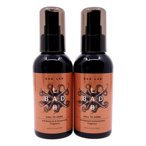 BadLab Call to Arms Deodorant (100ml x 2)