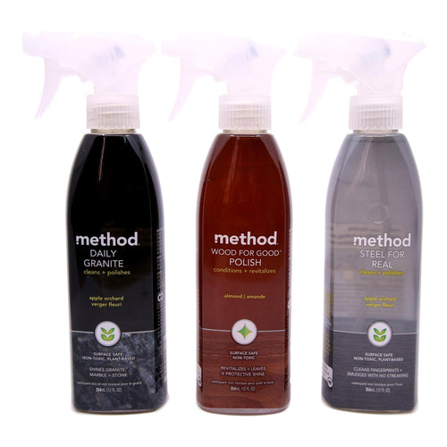 [CHOOSE 2] Method, Specialty Surface Cleaners, 354ml - Koyara - Health Marketplace Malaysia