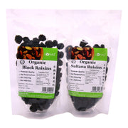 [CHOOSE 2] Lohas, Organic Black/Sultana Raisins