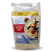 MH Food Finland Organic Quick Oat, 500gm