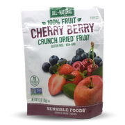 Sensible Foods®, Cherry Berry Crunch Dried Fruit (36g)