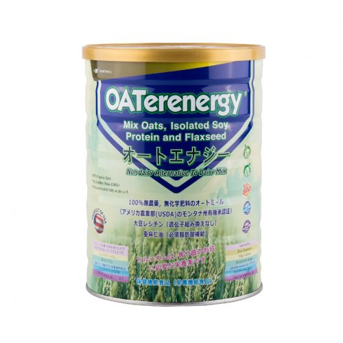 Jointwell Oaterenergy Mix Oats, Isolated Soy Protein & Flaxseed (850g) - Koyara - Health Marketplace Malaysia