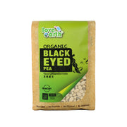 Love Earth, Organic Black Eyed Pea 500g