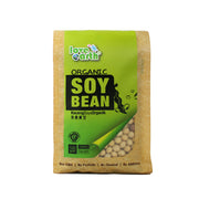 Love Earth, Organic Soy Bean 500g - Koyara - Health Marketplace Malaysia