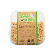 Love Earth, Organic Yellow Split Pea 270g