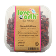Love Earth, Natural Goji Berry 120g - Koyara - Health Marketplace Malaysia