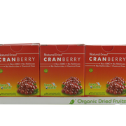 Love Earth, Natural Dried Whole Cranberry 6 in 1 (26gx6) - Koyara - Health Marketplace Malaysia
