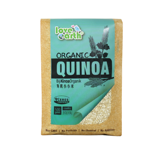 Love Earth, Organic Quinoa 500g