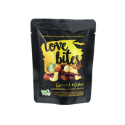 Love Earth, LOVE BITES ROASTED ALMOND + CASHEW 40G