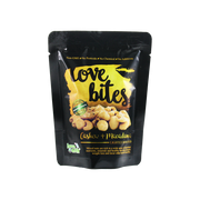 Love Earth, LOVE BITES ROASTED CASHEW + MACADAMIA 40G - Koyara - Health Marketplace Malaysia