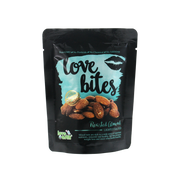 Love Earth, LOVE BITES SALTED ALMOND 40G
