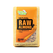 Love Earth, Natural Raw Almond 400g