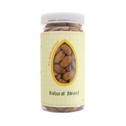 Love Earth, Light Roasted Natural Almond 350g - Koyara - Health Marketplace Malaysia