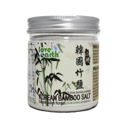 Love Earth, Korean Bamboo Salt 310g - Koyara - Health Marketplace Malaysia