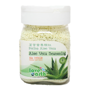Love Earth, Natural Aloe Vera Seasoning 150g