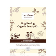 La Mav, Skin Brightening Organic Beauty Kit (4 products in 1)- Koyara