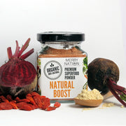 Merry Nation, Organic Natural Boost Powder (100g)
