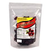 Natural Dried Cranberries (150g)