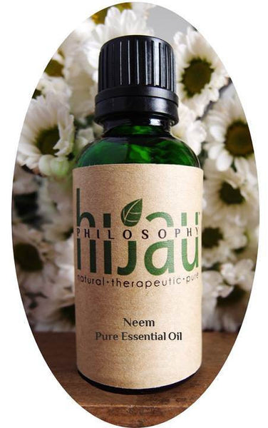 Hijau Philosophy Neem Pure Essential Oil - Koyara - Health Marketplace Malaysia