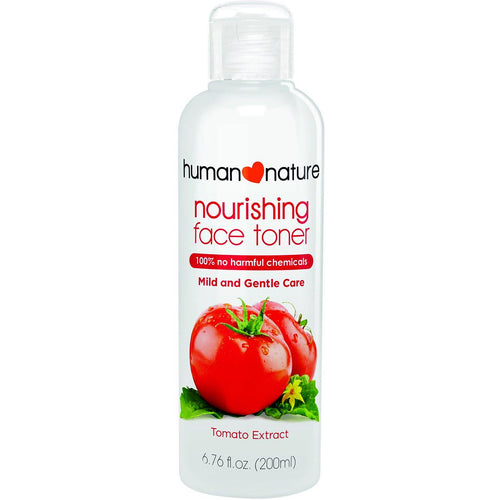 Human Nature All Natural Toners for Face - Nourishing